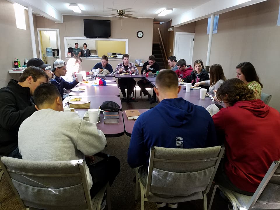 college ministry - 1