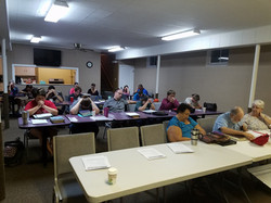 discipleship refresher - 1