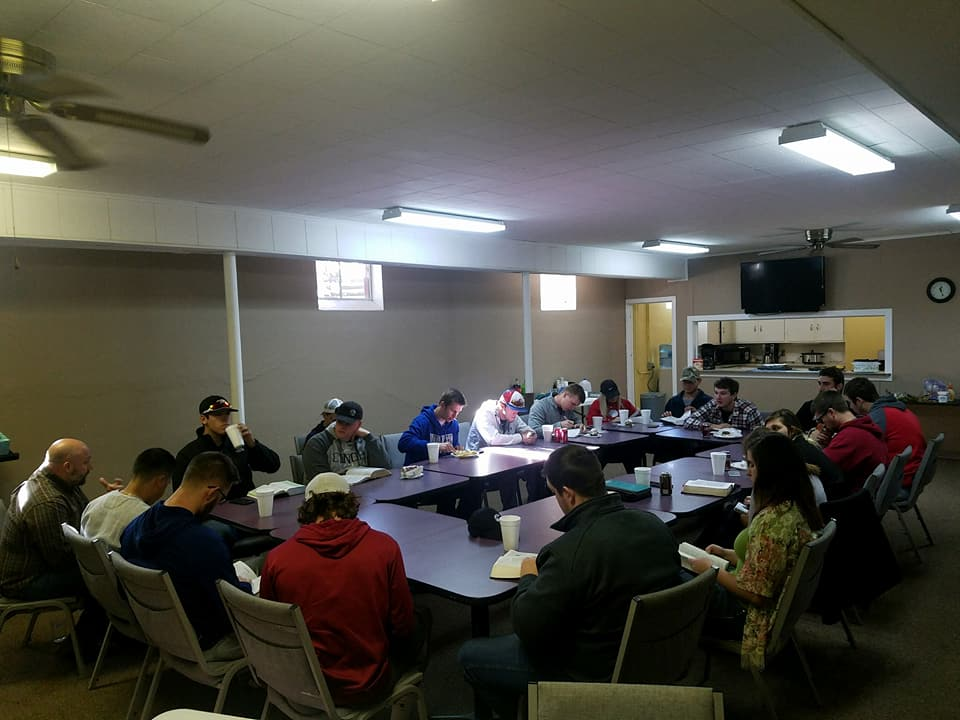 college ministry - 2