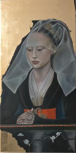 """""""El Sueño de la dama de Van der Weyden"""""""