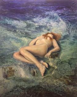 La fuerza del mar desnuda