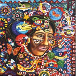 """""""Madre ancestral de mi pueblo"""""""