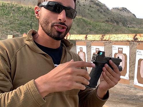 RDS Handgun Mechanics