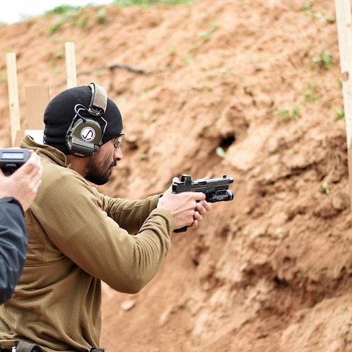 Handgun Mechanics