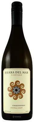 Sierra Del Mar Chardonnay 2018