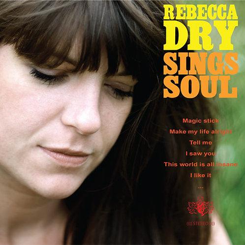 "REBECCA DRY & RADEK AZUL BAND  ""Sings Soul"""