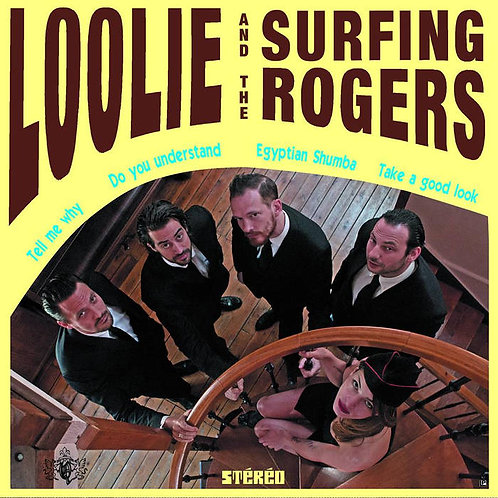 LOOLIE & THE SURFING ROGERS