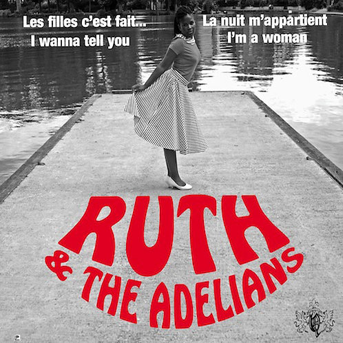 RUTH & THE ADELIANS