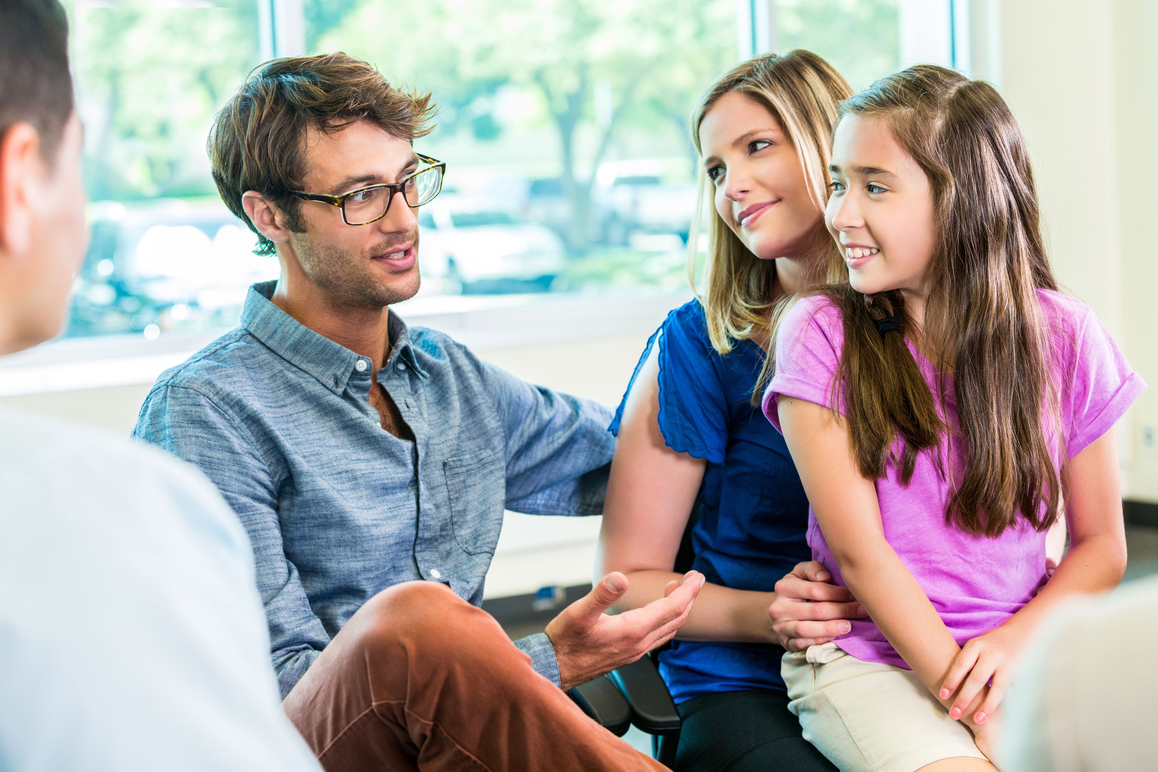 genetic counselling family