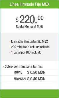 Banners Modelos de Negocios iloxtelecom