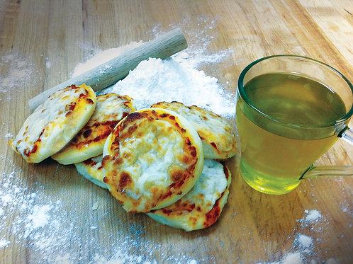 Pre-Baked Pizza Margherita بيتزا مارغاريتا مخبوزة