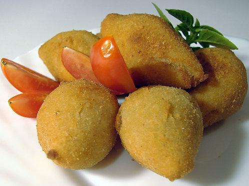 Potato Kebbeh Meat  كبة البطاطا باللحمة