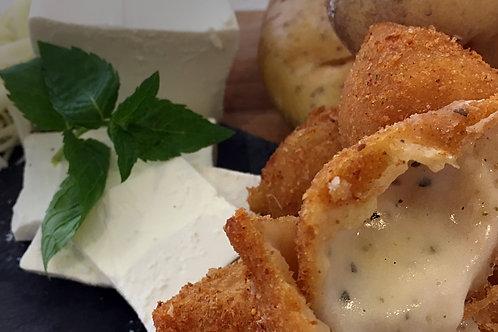 Potato Cheese  بطاطا بالجبنة