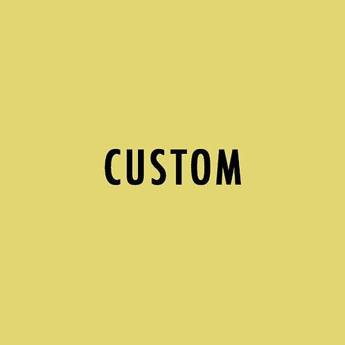 Custom 11x14