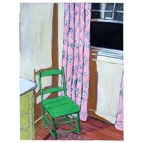 Green Chair, Gaspésie
