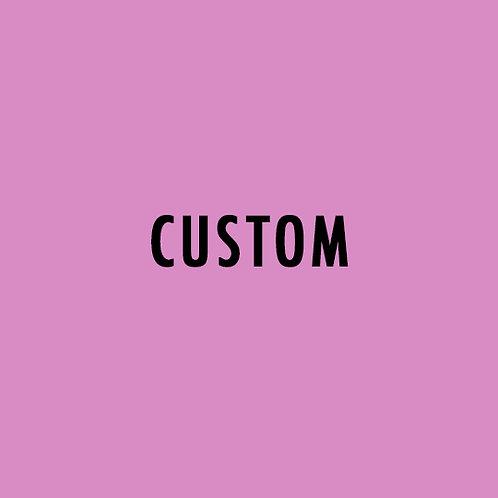 Custom 14x17