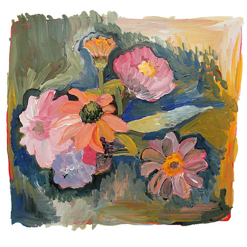 Fleurs maison