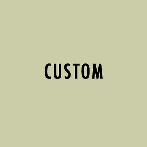 Custom 9x12