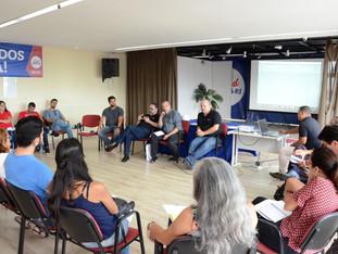 Reunião Aberta dos Sindicatos e Associações dos Servidores do Estado do Rio de Janeiro