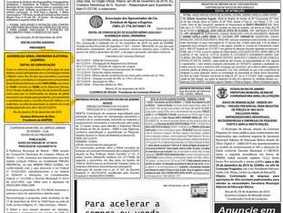 ASSEMBLEIA GERAL ORDINÁRIA ELEITORAL - EDITAL DE CONVOCAÇÃO