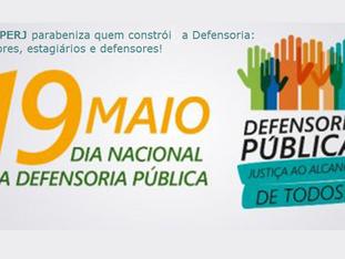 Dia Nacional da Defensoria Pública