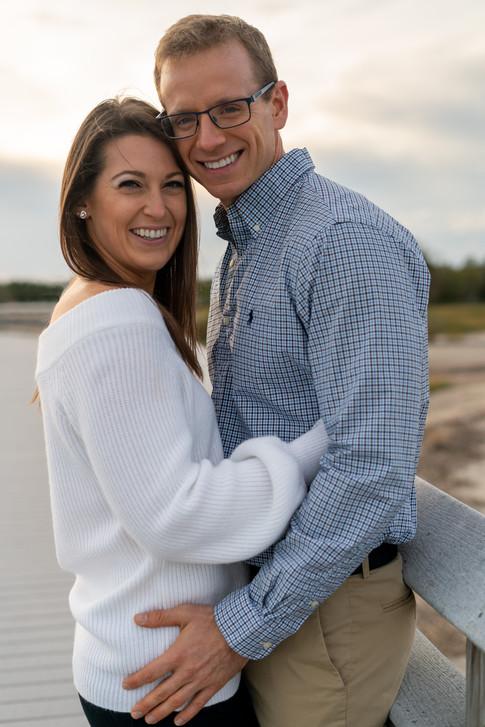 CT Engagement Photoshoot