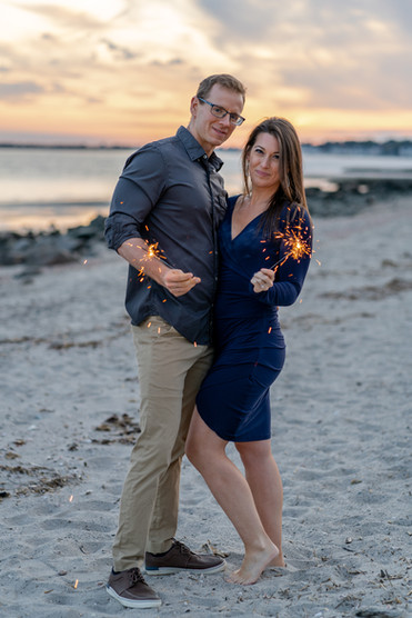 CT Engagement Photographer