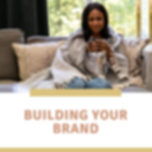 How to build you brand masterclass