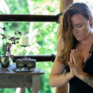 Costa Rica-Yoga Poses