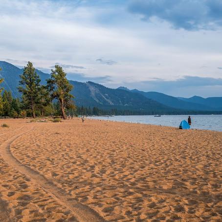 Northern California RV Road Trip: Lake Tahoe & Lassen Volcanic National Park