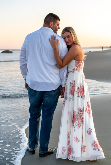 CT Engagement Photography