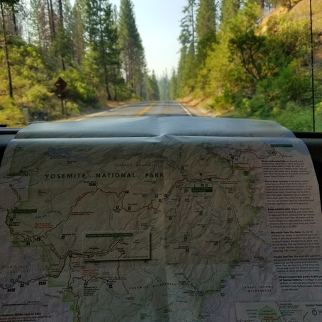 Northern California RV Road Trip: Driving an RV to Yosemite National Park