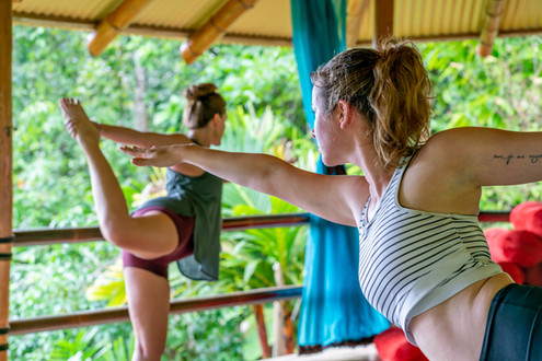 International Yoga Retreat Photographer