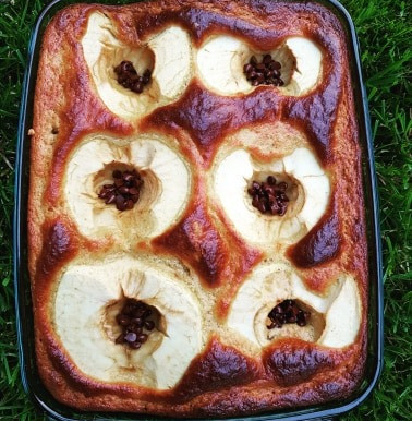 Délices d automne aux pommes