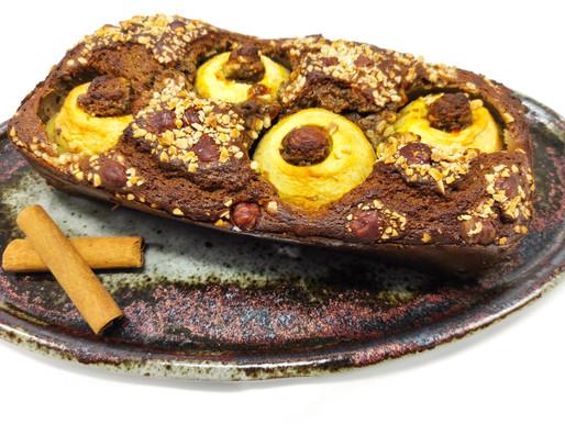 Cake breton aux pommes