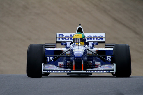 Ayrton Senna's F1 - Brands Hatch
