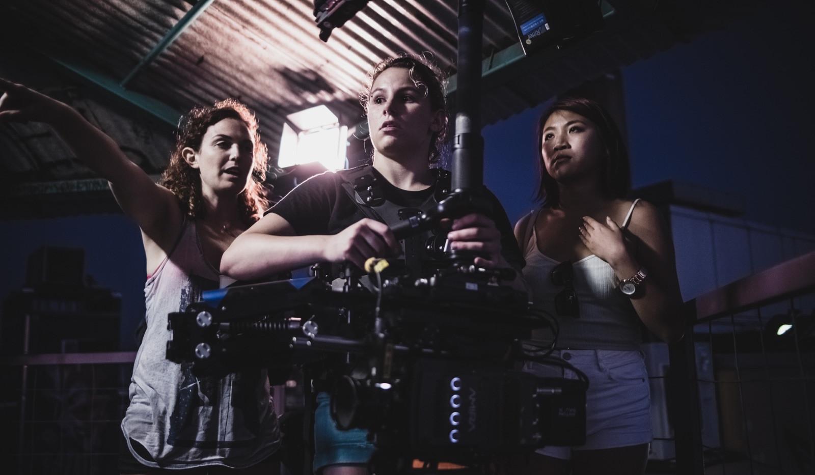 Directing Jones