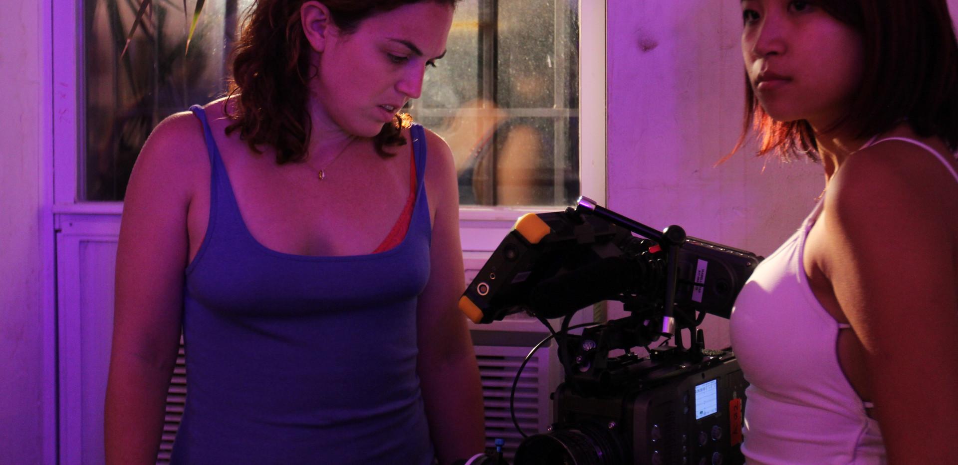 Directing Jones with DP Bella Tan