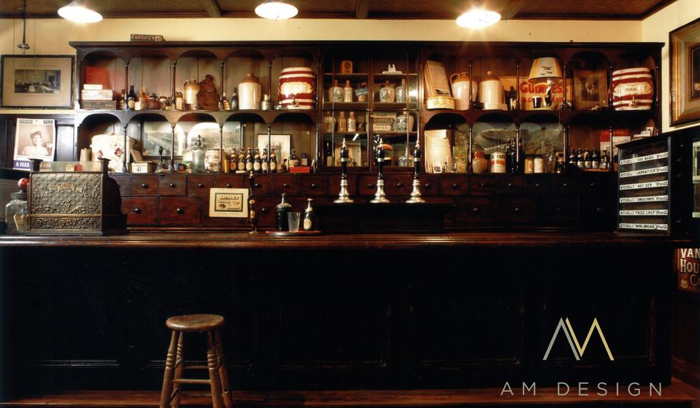 AM Design, Pub Design & Fit-out Speciali