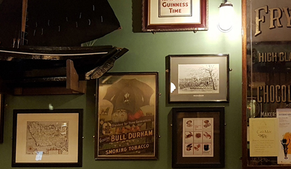 Design & Fit Out of Traditional Irish Pub
