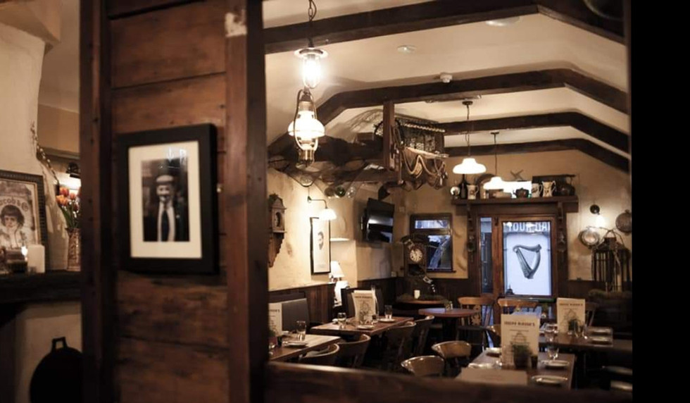 Joseph McHugh's Pub, Liscannor, Co. Clare, AM Design, Traditional Irish Pub Design & Fit Out,