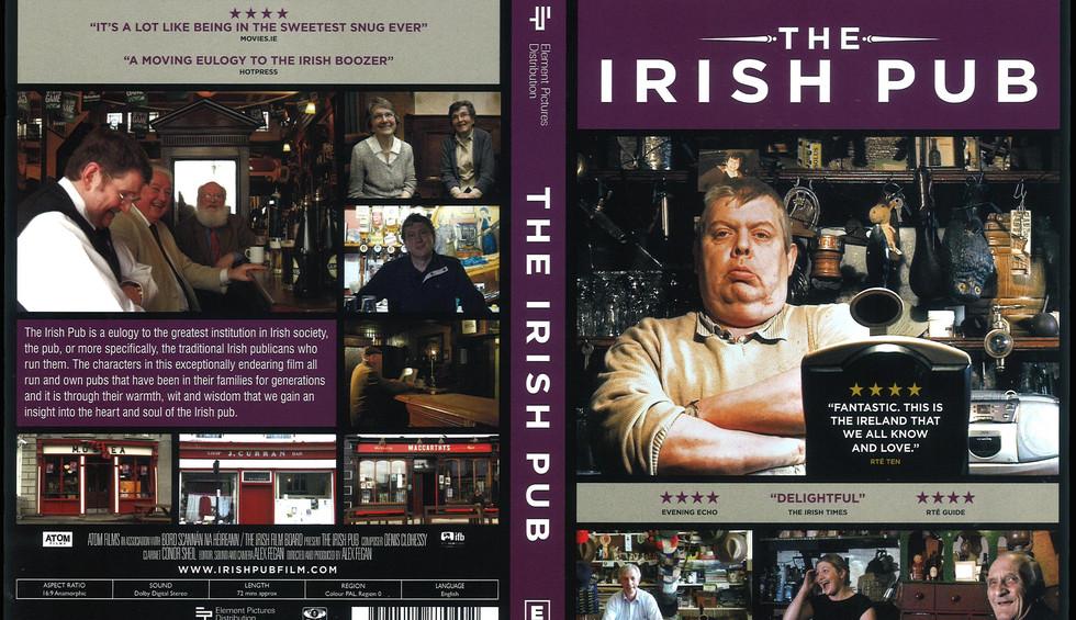 The Irish Pub, film, CD cover