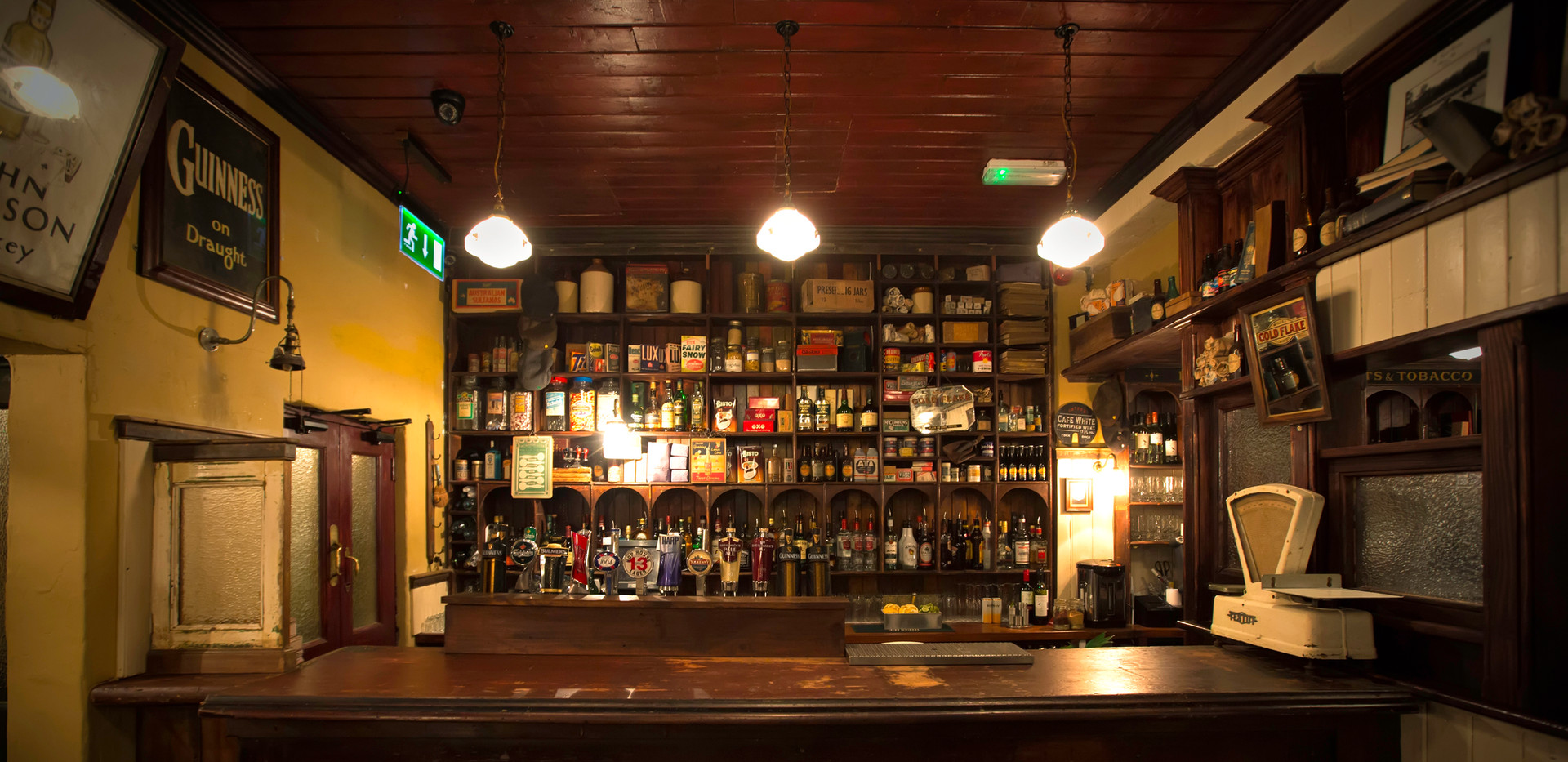 The Old Storehouse.  3 Crown Alley, Temple Bar, Dublin.
