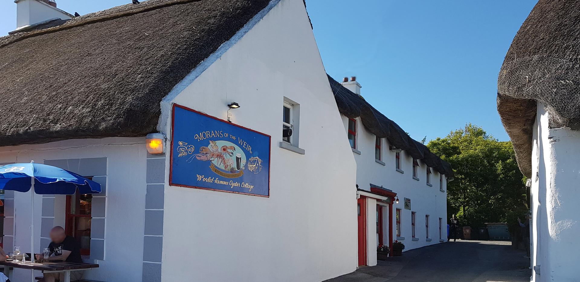 Moran's Oyster Cottage, Kilcolgan, Co. Galway