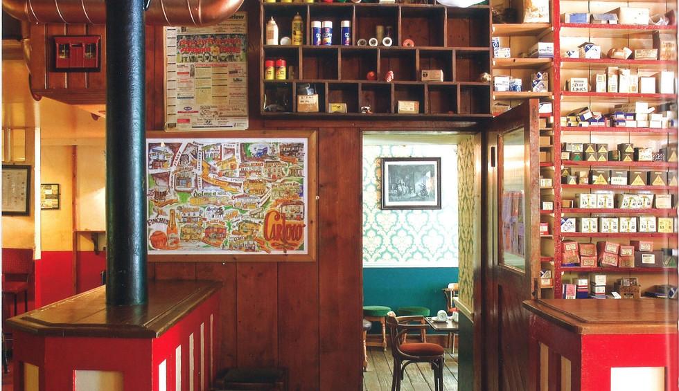 "O'Shea's, ""The Irish Pub"", Thames & Hudson"