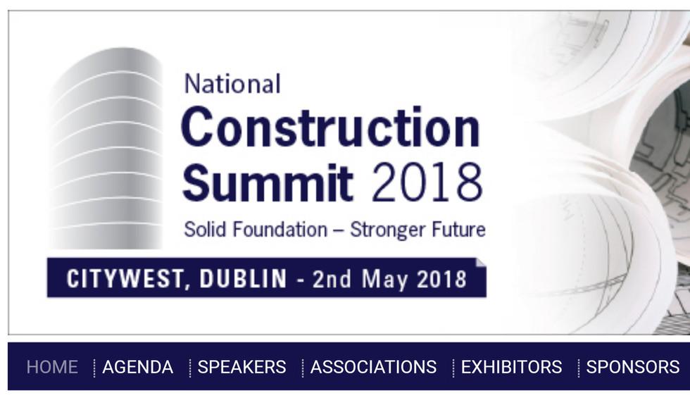 National Construction Summit 2018
