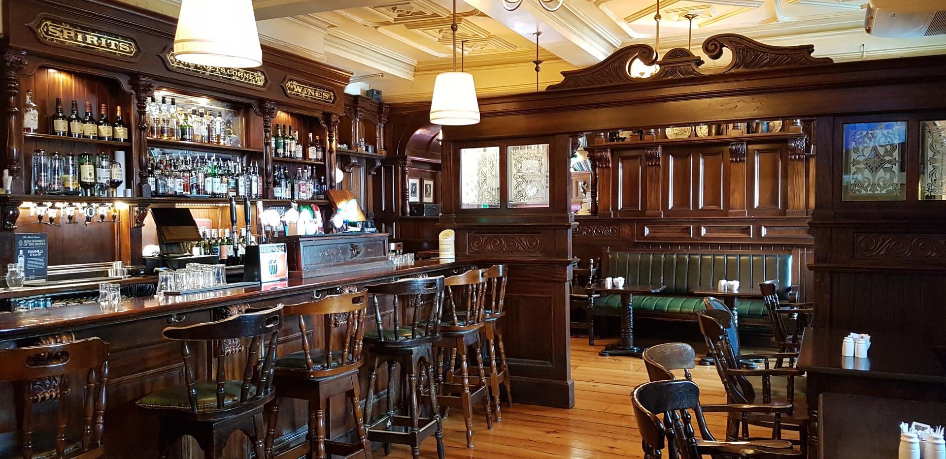 Old Ground Hotel, Ennis, Co. Clare, The Poets Corner, Flynn Hotels