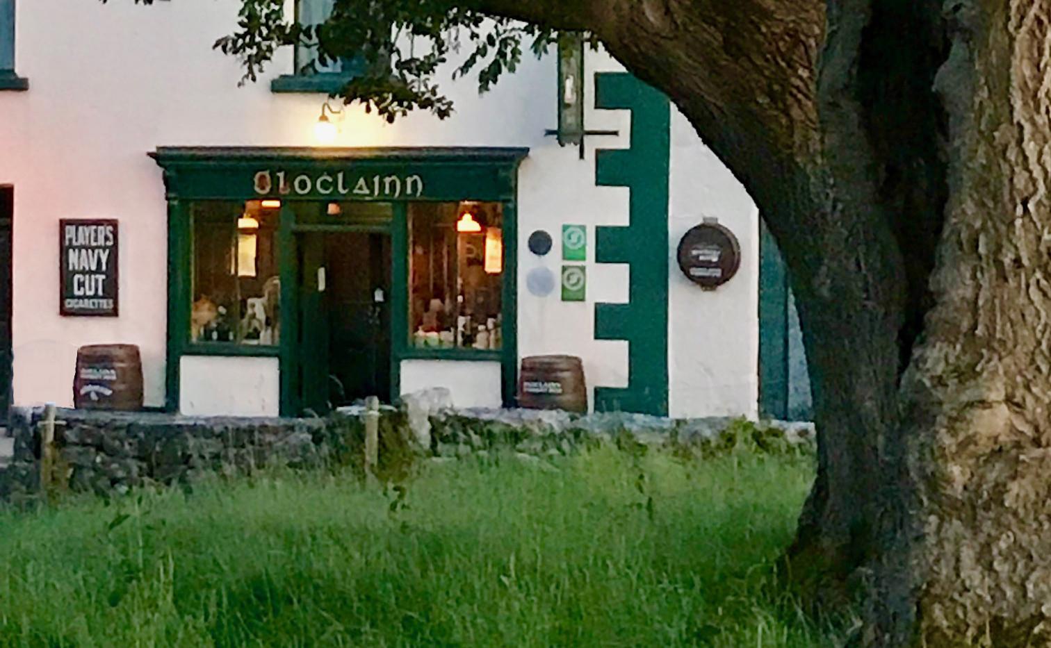 O'Loclainn's Whiskey Pub, Ballyvaughan, Co