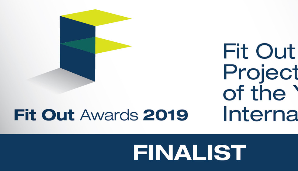 Fit Out Awards, Fit Out Project of the Year 2019 - Internatiol Finalist