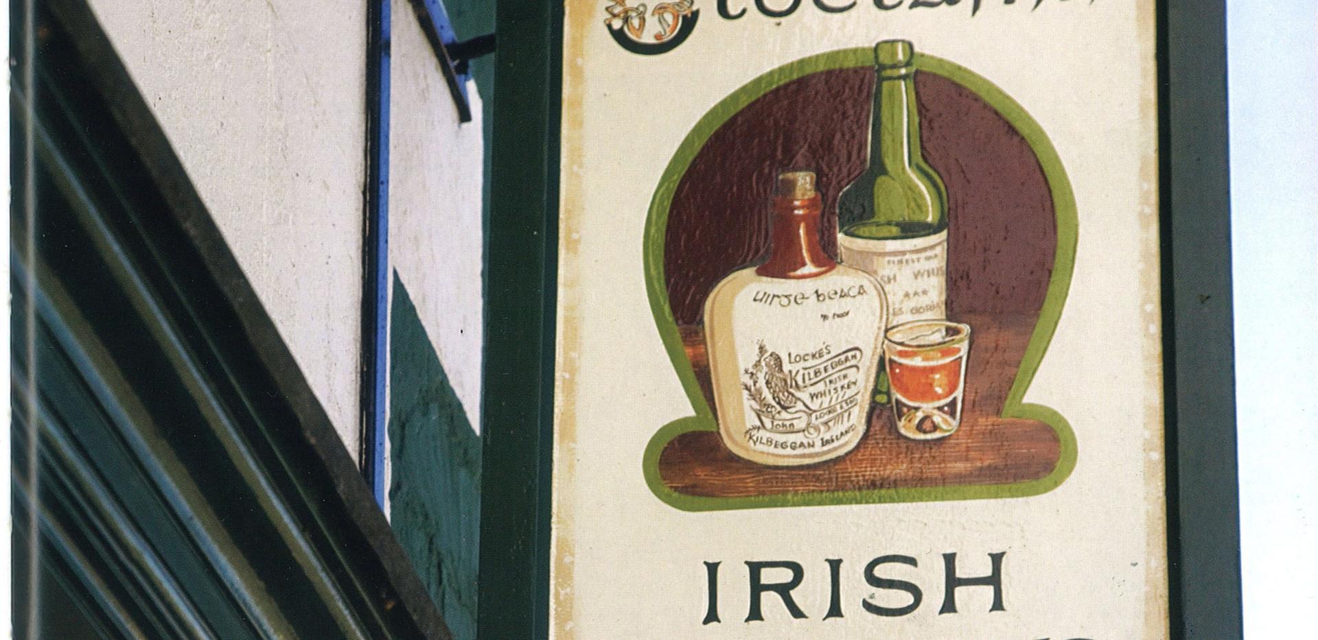 "O'Loclainn's, Ballyvaughan, Co. Clare featured in, ""The Irish Pub"", Thames Hudson, James Fennell & Turtle Bunbury"